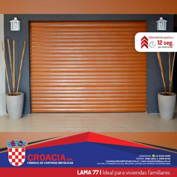 portones enrrollables croacia - portones seccionables - portones para garages - poertones lamas inyectadas (4)